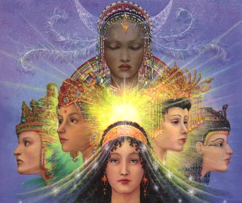 Ascension and Your Divine Feminine: Back to the Goddess