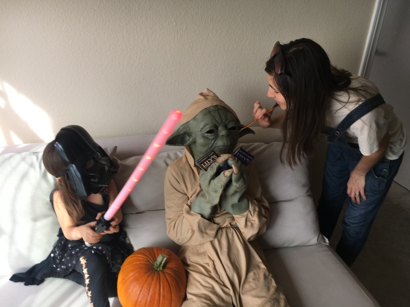 Crunchy Mama HalloweenPrep